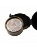 Морской компас в кожаном футляре NA-16008