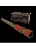 Подзорная труба в деревянном футляре большая рыжая NA-2078-B