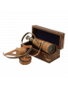 Подзорная труба в тубусе и футляре NA-2036