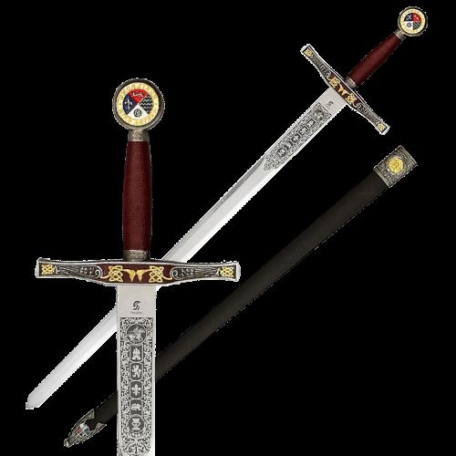 Макет меча Эскалибур в ножнах AG-4201-V