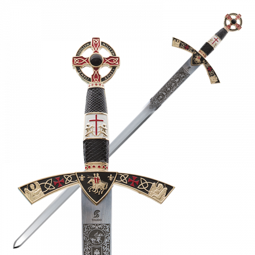 Макет меча Тамплиеров AG-3112