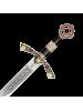 Макет меча Тамплиеров в ножнах AG-4112-V