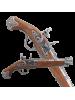 Макет английского пистоля 18 в классика DE-1219-G