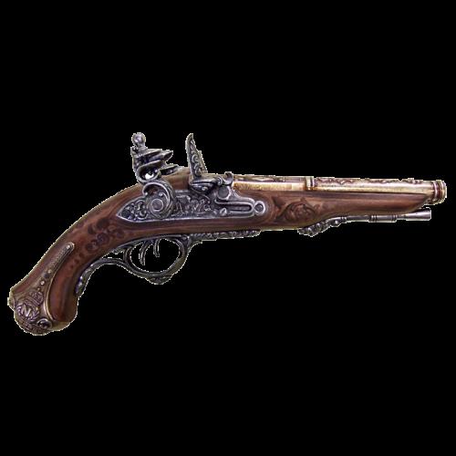 Макет пистоля двухствольный Наполеона 1806 г DE-1026