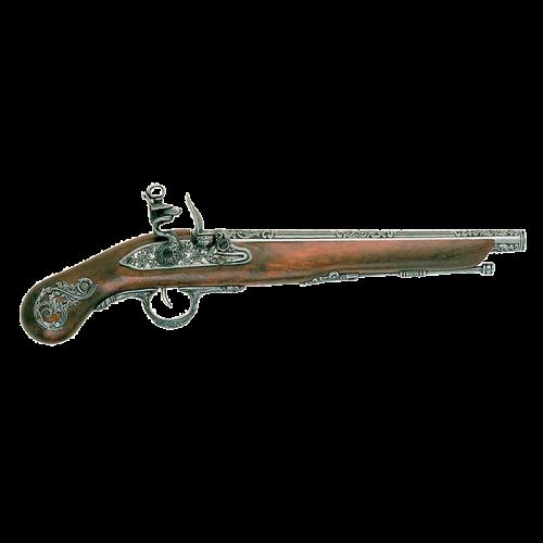 Макет пистоля итальянского 18 в классика DE-1045-G