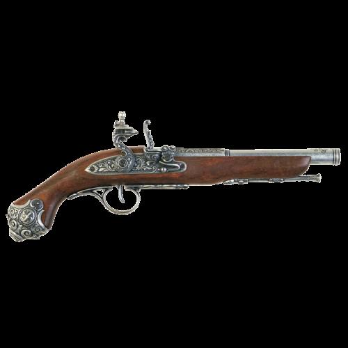 Макет пистоля кремниевый 18 в DE-1077-G