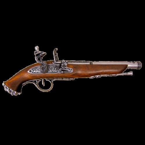 Макет пистоля пиратского 18 в DE-1103-G