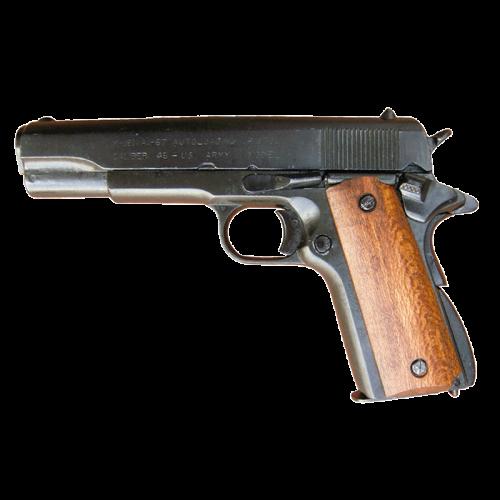 Макет пистолета Кольт 45 калибра DE-M-1227