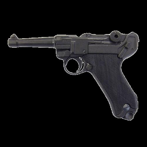 Макет пистолета Люгер Парабеллум DE-1143