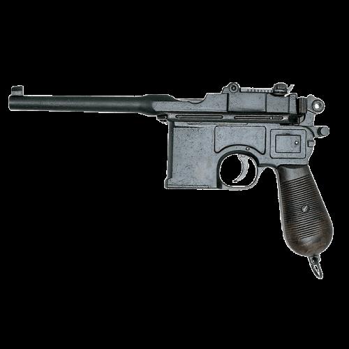 Макет пистолета Маузер 1896 г DE-1024