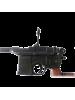 Макет пистолета Маузер 1896 г. с прикладом-кобурой DE-1025