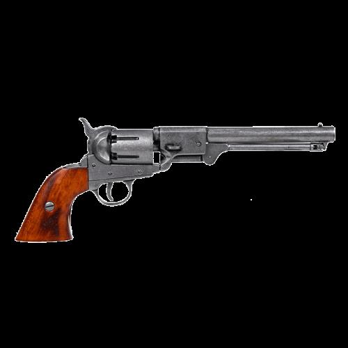 Макет револьвера Кольт 1851 г DE-1083-G