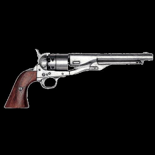 Макет револьвера Кольт 1860 г DE-1007-G