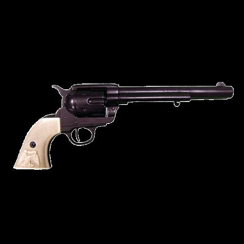 Макет револьвера Кольт 45 калибра черный DE-1109-N