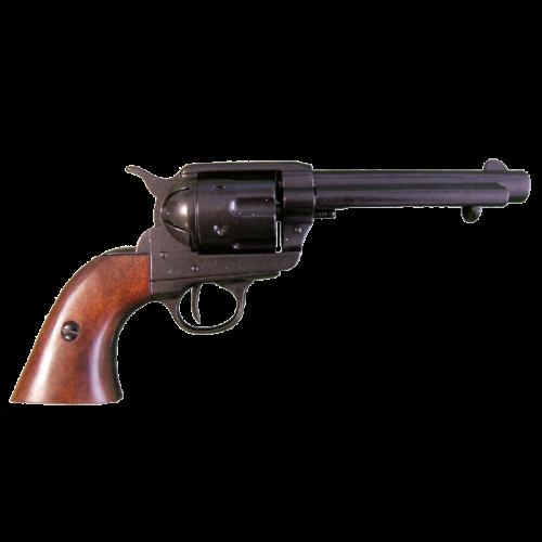 Макет револьвера Кольт Миротворец 45 калибра черный DE-1106-N