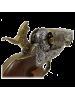 Макет револьвера Кольт морской латунь DE-1040-L