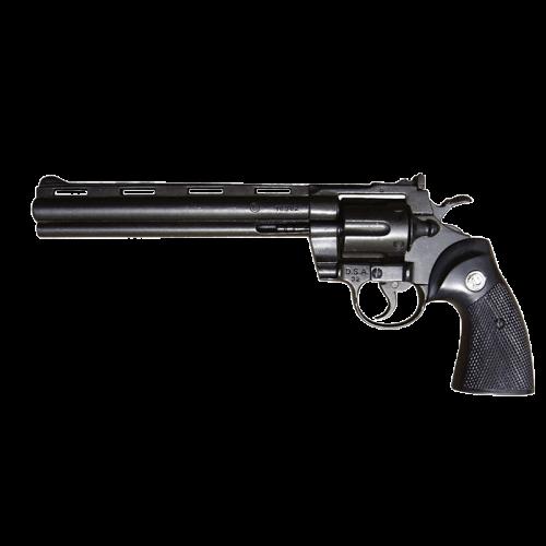 Макет револьвера Магнум 8-ти дюймовый черный DE-1061