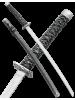 Макет самурайского меча катана ножны серый мрамор D-50012-1-KA