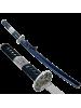Макет вакидзаси ножны темно синие AG-195