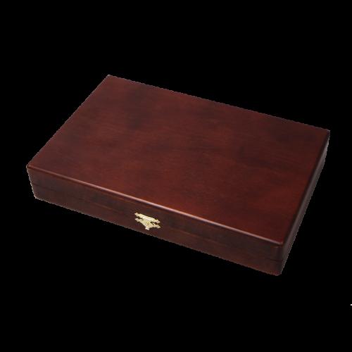 Подарочная коробка под пистолет Маузер Ц-1024
