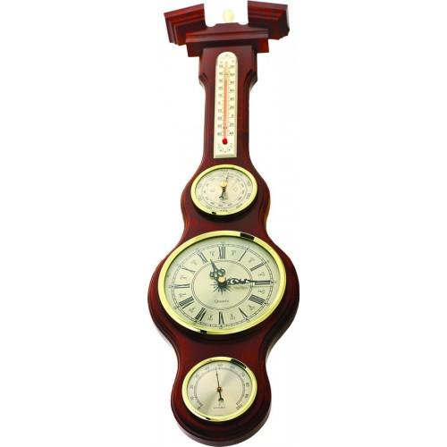 Часы-метеостанция М-55