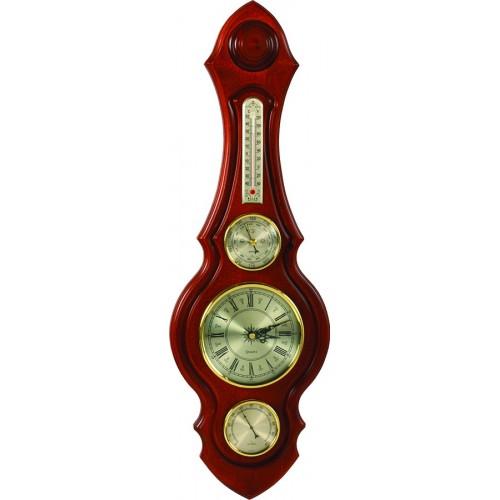 Часы-метеостанция М-75
