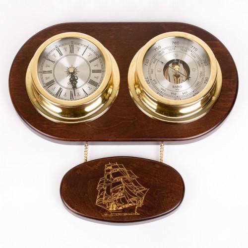 Часы-метеостанция М-39/1-G