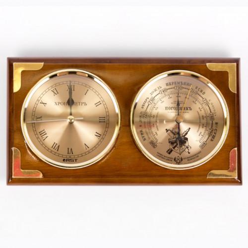 Часы метеостанция ПМ-04110-Мк