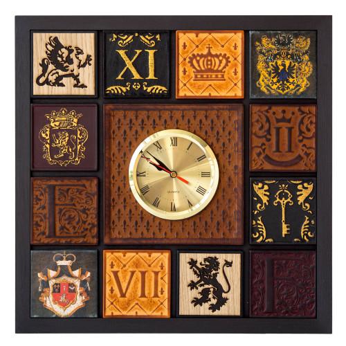 Часы настенные Царское время 045-10-01