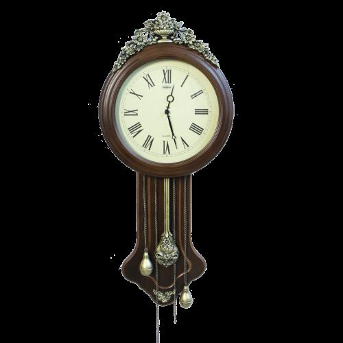 Часы настенные с маятником Мон Амур HL-C-8003-A