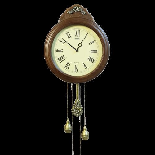 Часы настенные с маятником Селена HL-C-8011-A