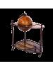 Глобус бар со столиком D=33см