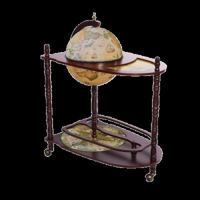 Глобус бар со столиком Небесная сфера D=33см