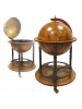 Напольный глобус бар D=45 см