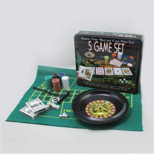 Набор из 5 игр FG-112011