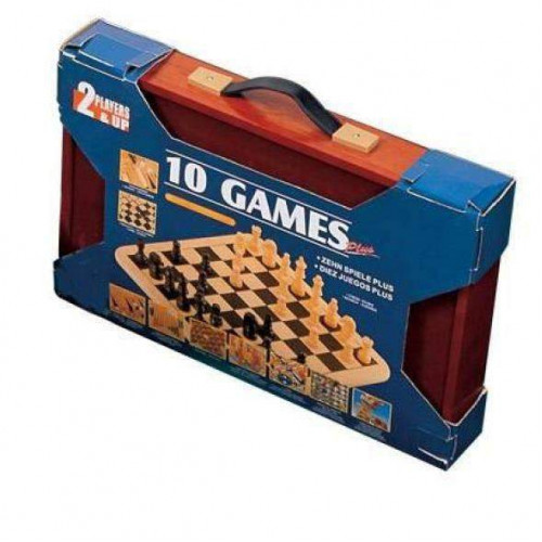 Набор из 10 игр FG-111587-B