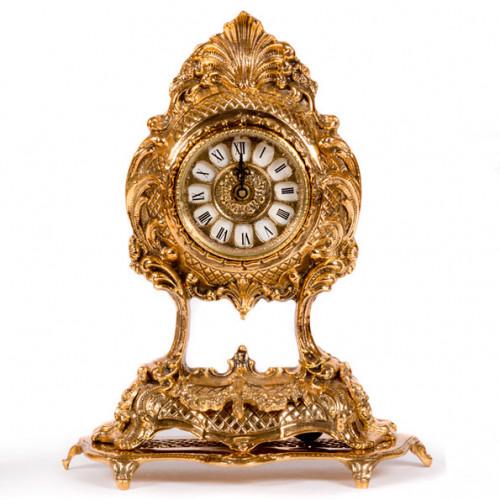 Каминные часы из бронзы VR-130048-B
