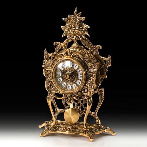 Каминные часы с маятником VR-5224-B