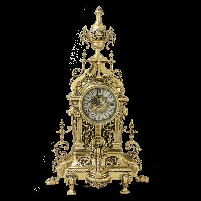 Каминные часы AHS BP-27081-D