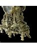 Каминные часы Перфорадо BP-27040-D