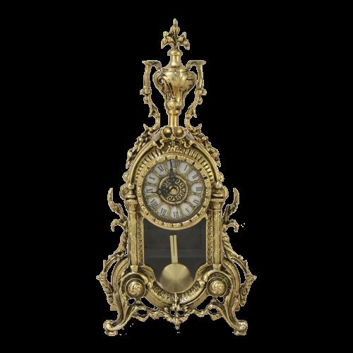 Каминные часы Библо с маятником BP-27014-D