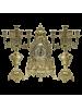 Каминный гарнитур AL82-103-C