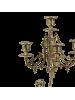 Канделябр на 5 свечей Джустиса