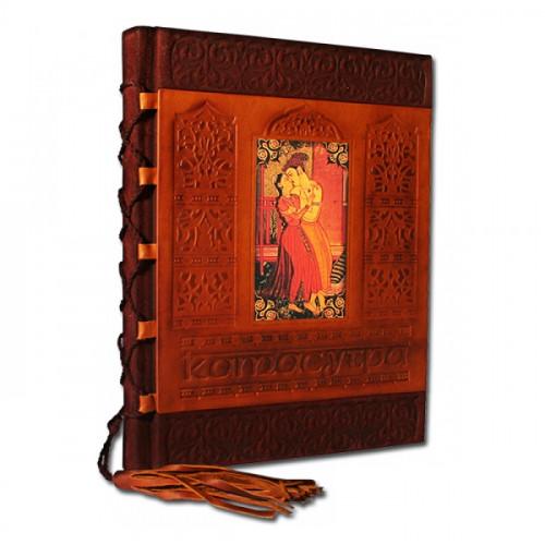 Книга в коже Камасутра. Большая коллекция 482(з)