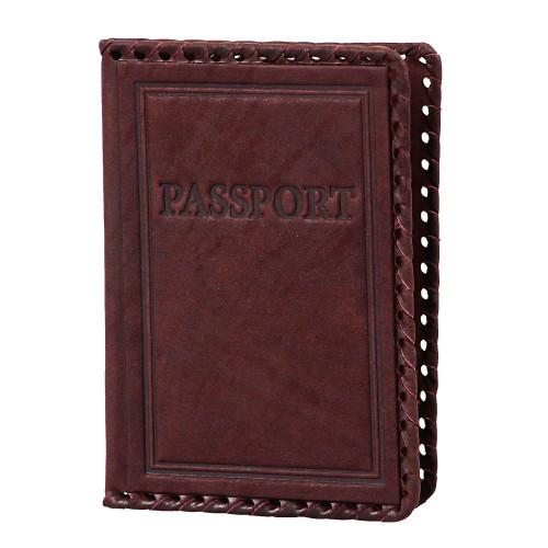 Обложка для паспорта Иностранец 009-07-01