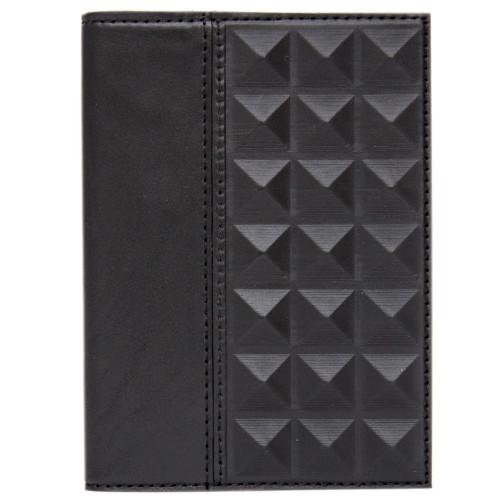 Обложка для паспорта Геометрия черн. 009-08-44/1