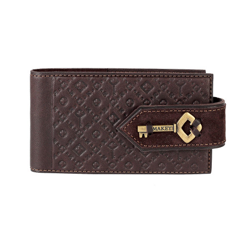 Визитница карманная Ключ