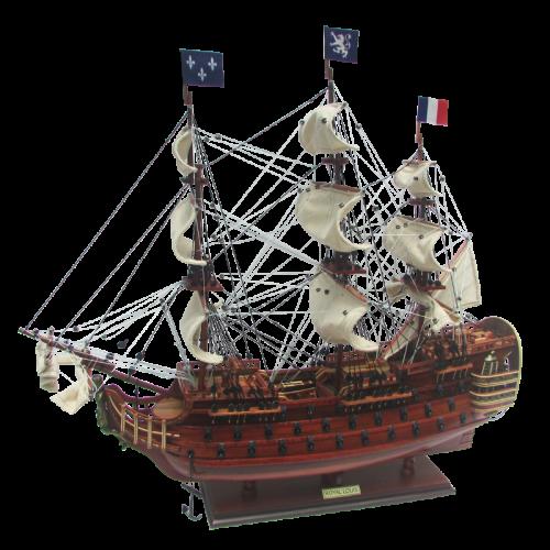 Парусник Royal Louis Франция большой TS-0010-80-W