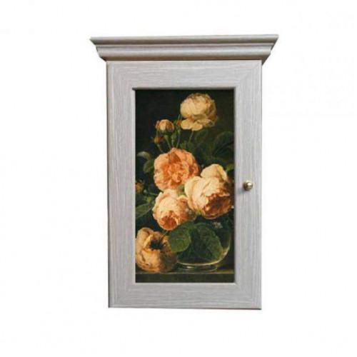Ключница Чайные розы Р02-00415