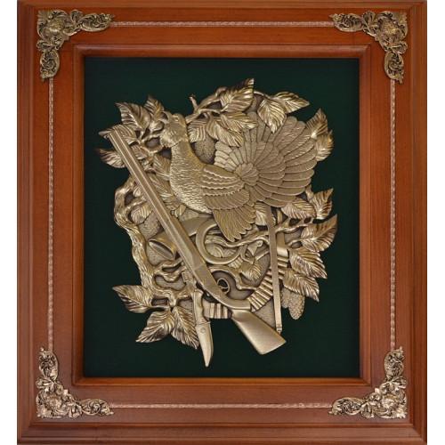 Ключница деревянная Глухарь 18-314